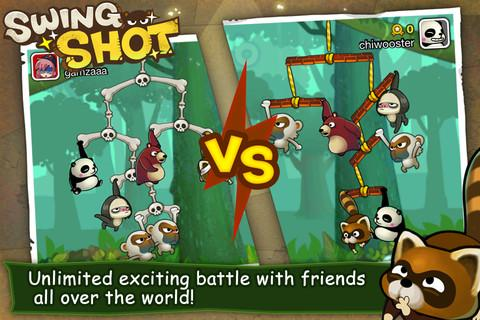 Swing Shot - Imagem 2 do software