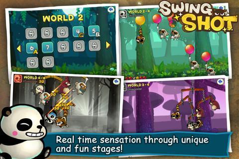 Swing Shot - Imagem 3 do software