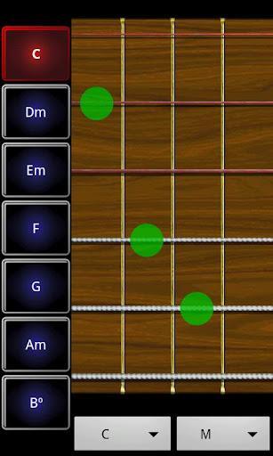 Robotic Guitarist - Imagem 1 do software