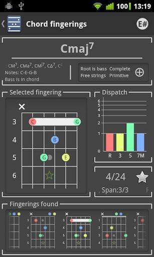 Chord! Free (Guitar Chords) - Imagem 1 do software