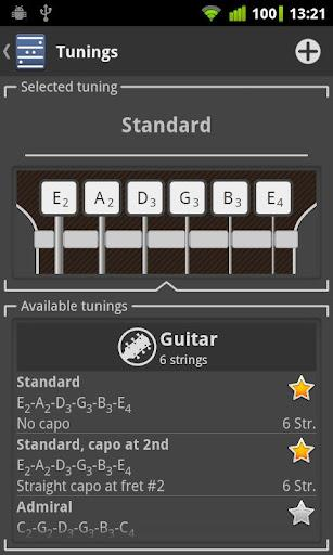 Chord! Free (Guitar Chords) - Imagem 2 do software