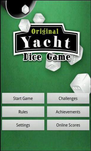 Original Yacht Dice Game - Imagem 1 do software