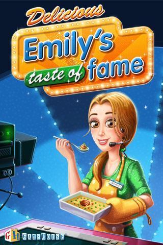 Delicious-Emilys Taste of Fame - Imagem 1 do software
