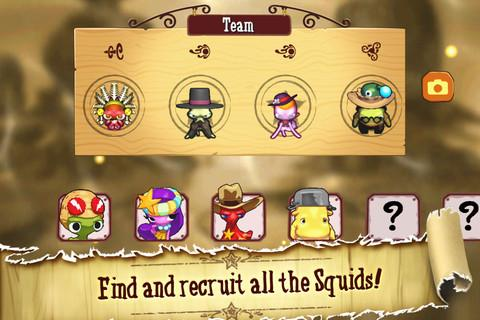 Squids Wild West - Imagem 2 do software