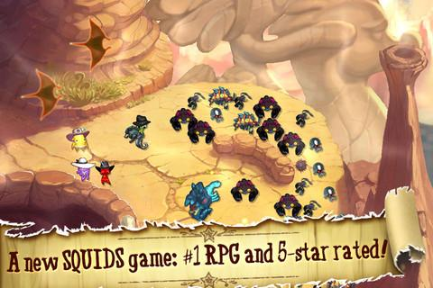 Squids Wild West - Imagem 1 do software