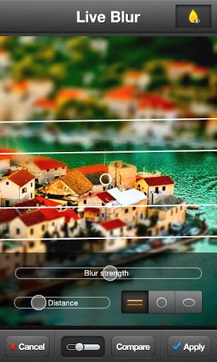 Awesome Miniature - Tilt Shift - Imagem 1 do software
