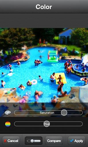 Awesome Miniature - Tilt Shift - Imagem 2 do software