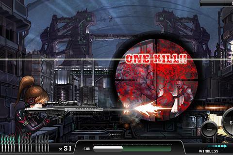 Ghost Sniper: Zombie - Imagem 1 do software