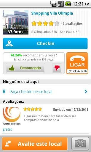 Apontador - Busca de Locais - Imagem 2 do software
