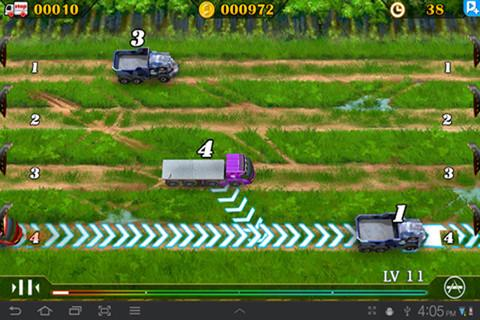 Krazy Truckin` - Imagem 1 do software