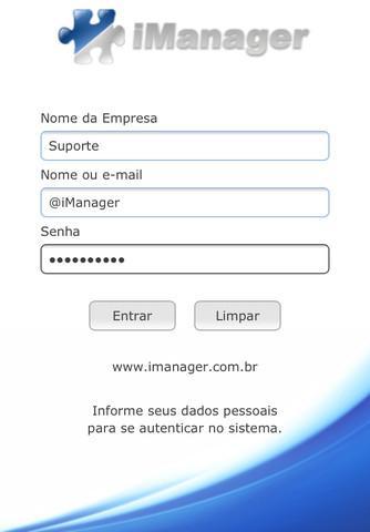 Softgroup iManager - Imagem 1 do software