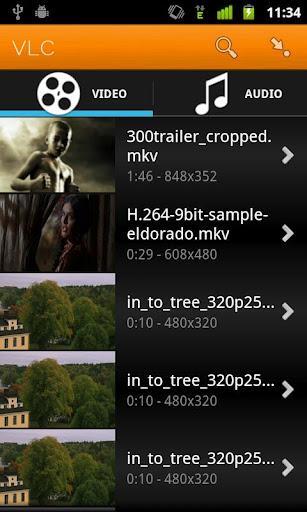 VLC for Android Beta - Imagem 1 do software