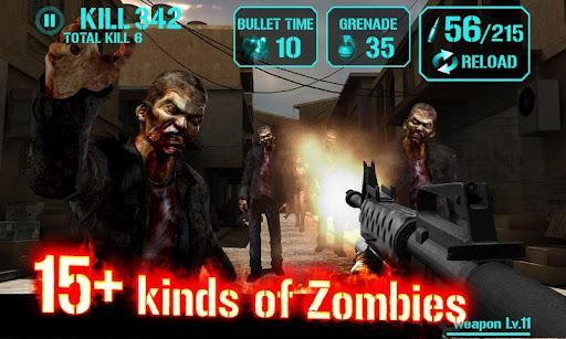 GUN ZOMBIE : HELLGATE - Imagem 1 do software
