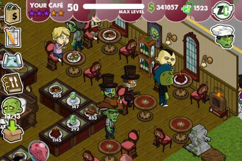 Zombie Café - Imagem 1 do software