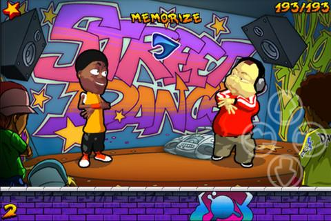 Street Dancer Deluxe - Imagem 1 do software