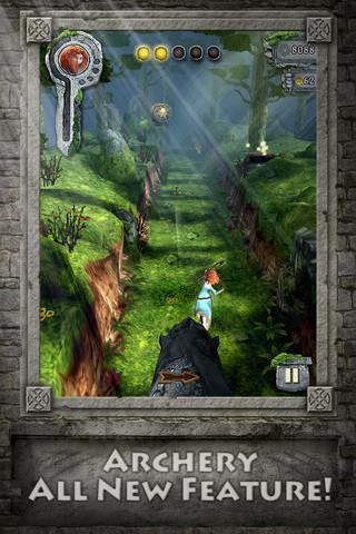 Temple Run: Brave - Imagem 1 do software