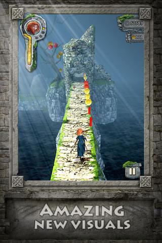 Temple Run: Brave - Imagem 3 do software