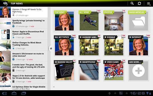 Appy Geek for Tablet - Imagem 1 do software