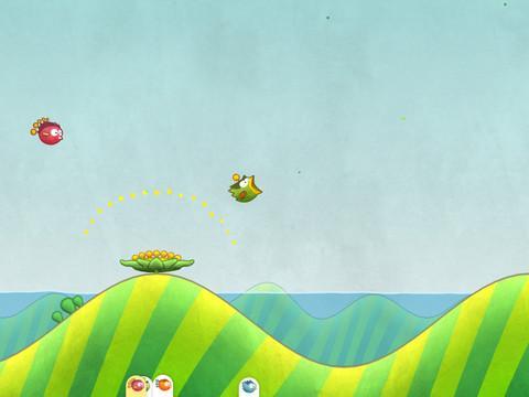 Tiny Wings HD - Imagem 1 do software