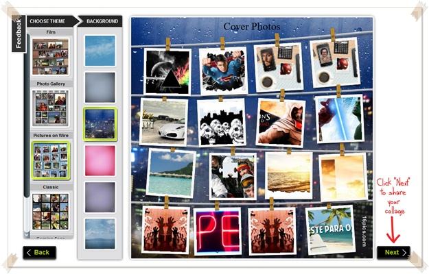 16Pics - Imagem 2 do software