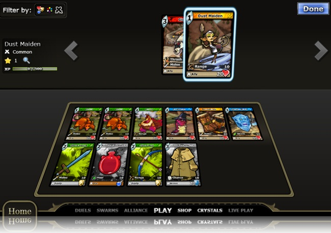 Card Monsters - Imagem 3 do software