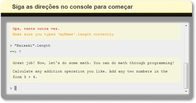 Codecademy - Imagem 2 do software