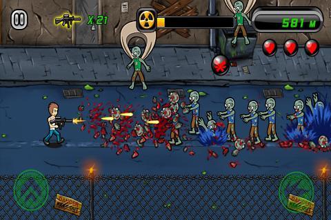 Zombie Hunter! Free - Imagem 1 do software