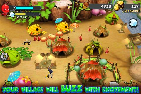 Bug Village HD - Imagem 2 do software