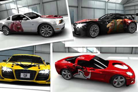 CSR Racing - Imagem 2 do software