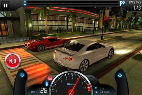 CSR Racing - Imagem 1 do software