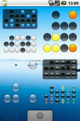 Binary clock widget - Imagem 1 do software