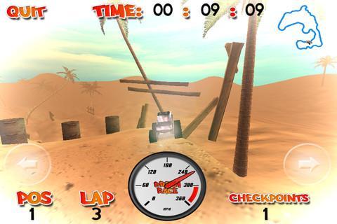DreamRace 4x4 Free - Imagem 1 do software