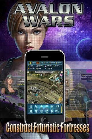 Avalon Wars - Imagem 1 do software