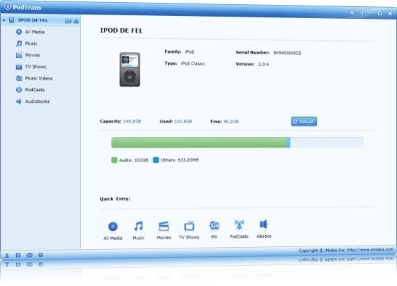 PodTrans - Imagem 1 do software