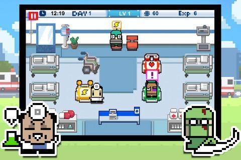 Pixel Hospital - Imagem 1 do software