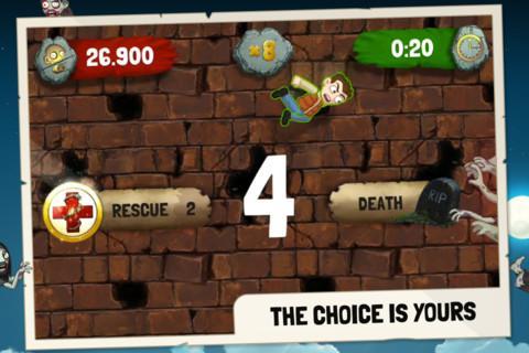 Zombie Swipeout Free - Imagem 2 do software