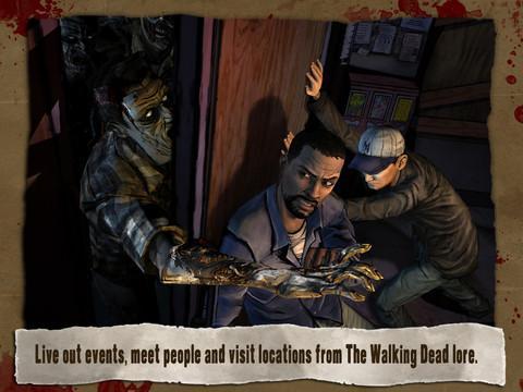 Walking Dead: The Game - Imagem 2 do software