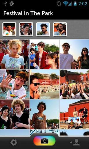 PhotoCircle - Imagem 1 do software