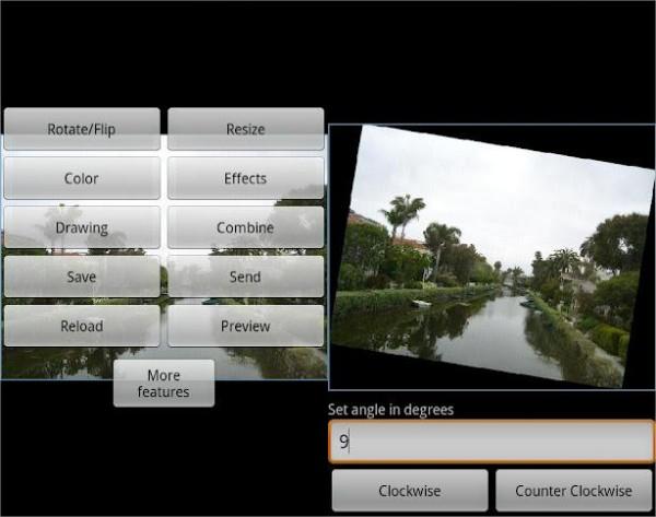 Photo Editor Ultimate Free - Imagem 1 do software