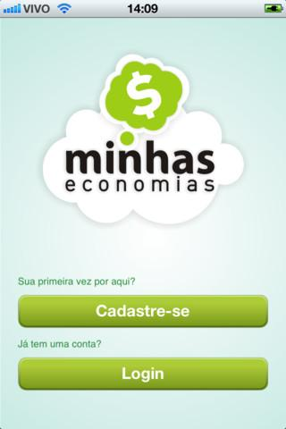 Minhas Economias - Imagem 1 do software