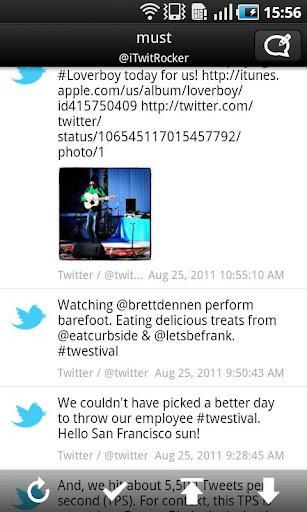 TwitRocker2 - twitter client - Imagem 1 do software