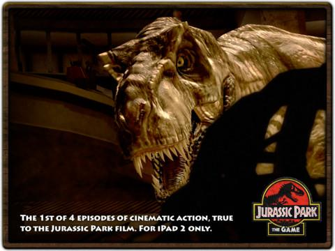 Jurassic Park: The Game - Imagem 4 do software
