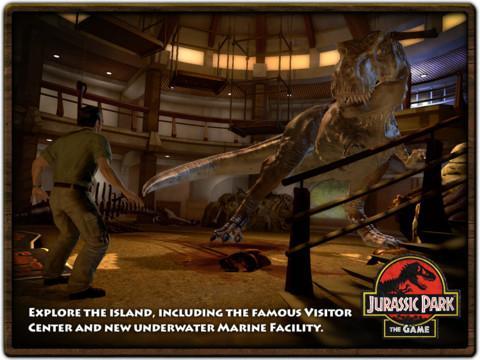 Jurassic Park: The Game - Imagem 1 do software