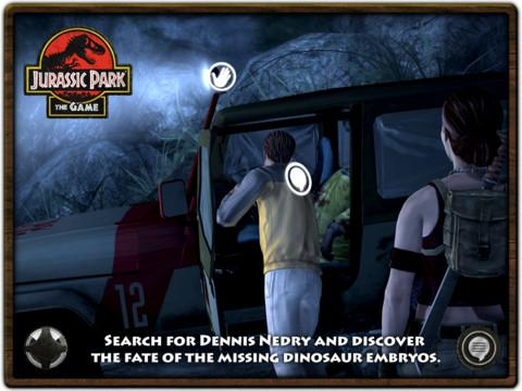 Jurassic Park: The Game - Imagem 3 do software