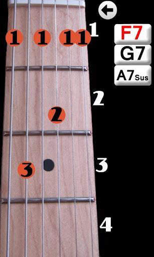 Learn Guitar Chords - Imagem 2 do software