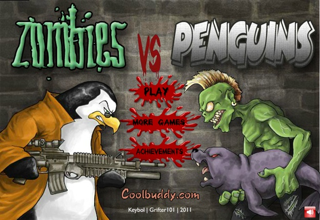 Zombies Vs Penguins - Imagem 1 do software