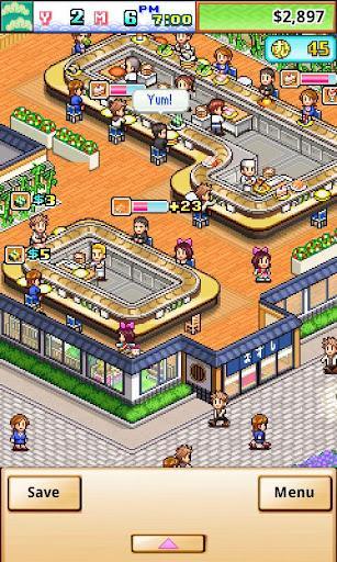 The Sushi Spinnery Lite - Imagem 1 do software