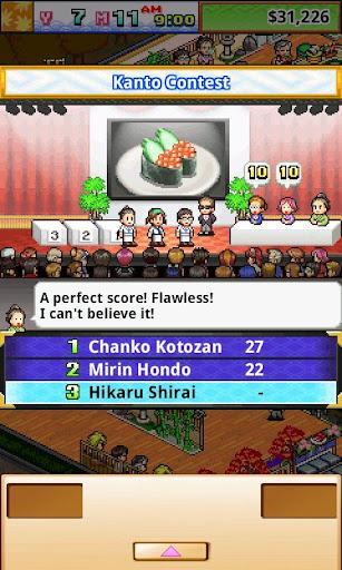 The Sushi Spinnery Lite - Imagem 2 do software