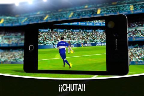 Iniesta Vs. Casillas - Imagem 1 do software