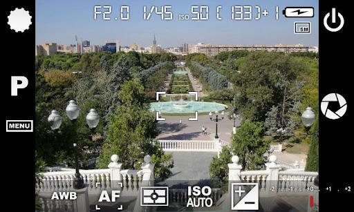 Camera FV-5 Lite - Imagem 1 do software